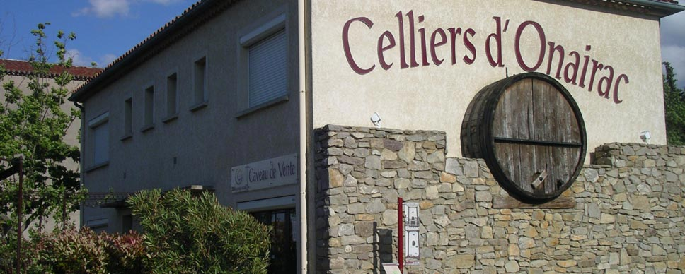 Les Celliers d'Onairac Wine Co-operative